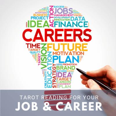 Job & career tarot reading