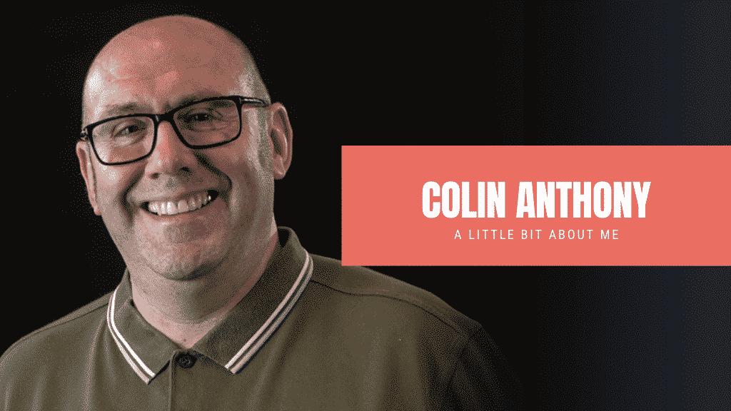 Colin Anthony - Tarot reader